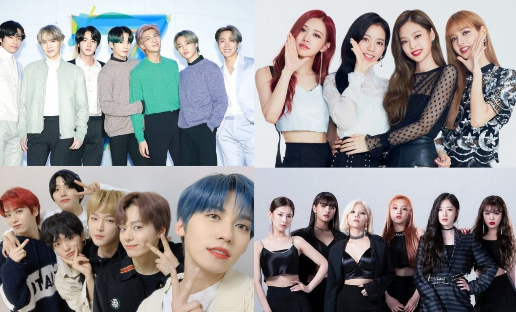 BTS, BLACKPINK, (G)I-DLE, & T1419: K-Pop Radar Releases Its Top 10 MV for 4th Week of January