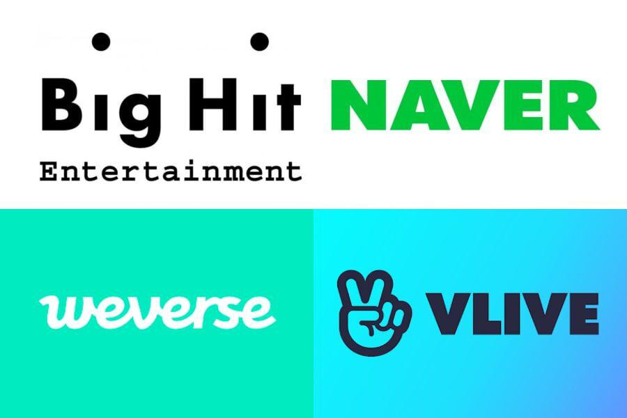 Big Hit Entertainment And Naver To Combine Weverse And V LIVE Into New Platform