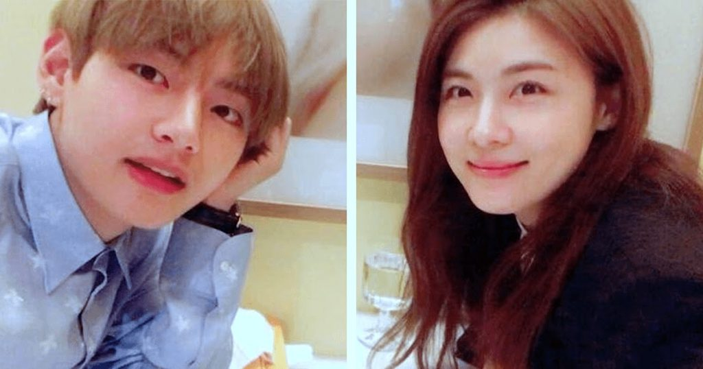 Here's Are BTS's V's Closest Friends He Spends Time With During His Free Time