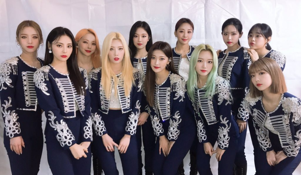 LOONA Hits Major Milestone on U.S. Pop Radio Chart with 'Star'
