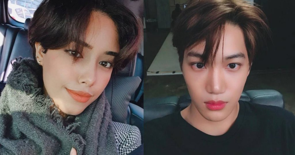 Model Reveals EXO Kai's True Personality While Filming on Set