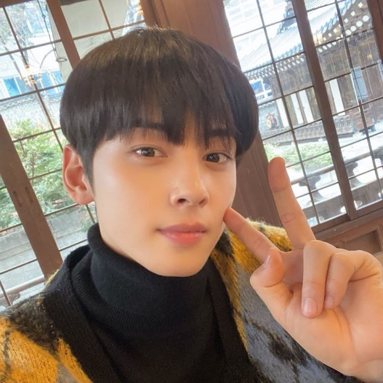 [PHOTOS] ASTRO Cha Eun Woo Captures Hearts with New Selfies
