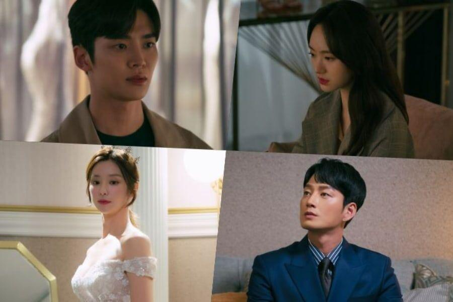 """She Would Never Know"" Previews Tense Encounter At Wedding Dress Shop"