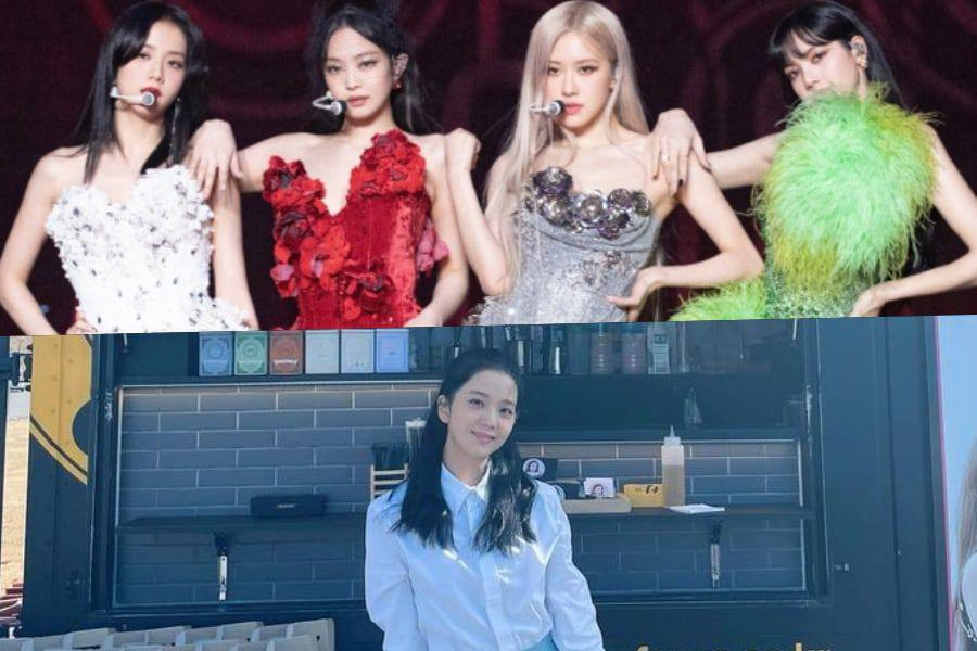 BLACKPINK's Jisoo Thanks Her Members For Their Sweet Gifts To Her Drama Set