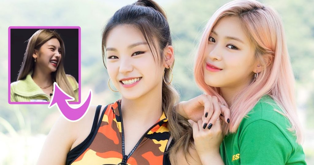 ITZY's Yeji Reveals The Hardest Part About Being Ryujin's Roommate