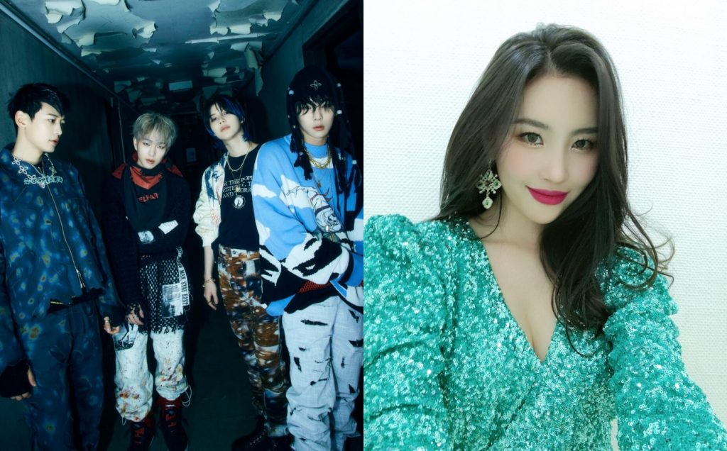 SHINee, Sunmi, & More: These K-pop Acts Successfully Rank on the Latest iTunes Top 40 Music Videos Chart