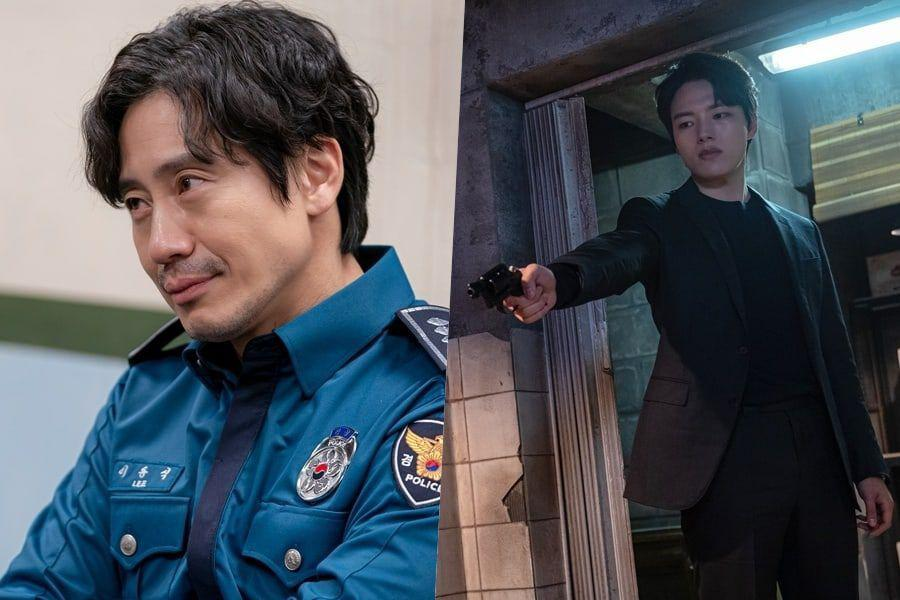 "Shin Ha Kyun And Yeo Jin Goo's Psychological Warfare Takes On A Dangerous Edge In ""Beyond Evil"""