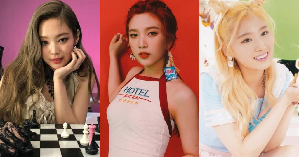 These are the TOP 10 Most Loved Third-Generation Girl Group Songs on Melon