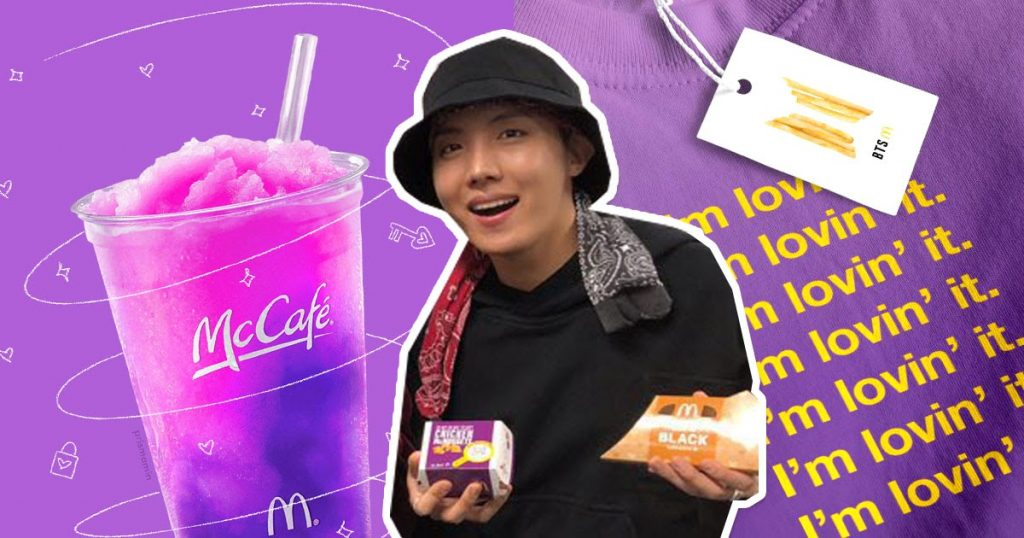 ARMY's BTS x McDonald's Merch Is Too Good Not To Be Official