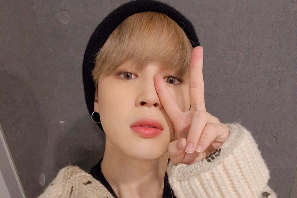 BTS Jimin's Unwashed Costume from 2020 to be Auctioned Off