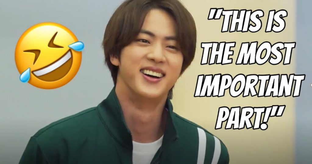 "BTS Prove That They Know Jin Too Well In The Latest ""Run BTS!"" Episode"