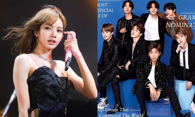 Fans are worried about Lisa's solo debut plan because BTS is also about to release a new song at that time – KBIZOOM