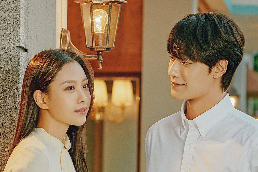 """Lee Do Hyun Gazes Warmly At Go Min Si In Poster For Upcoming Drama """"Youth Of May"""""""