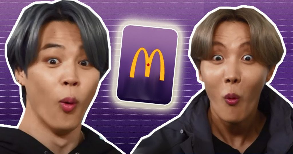 "McDonald's Canada Might Have Dropped A Spoiler For ""The BTS Meal"""