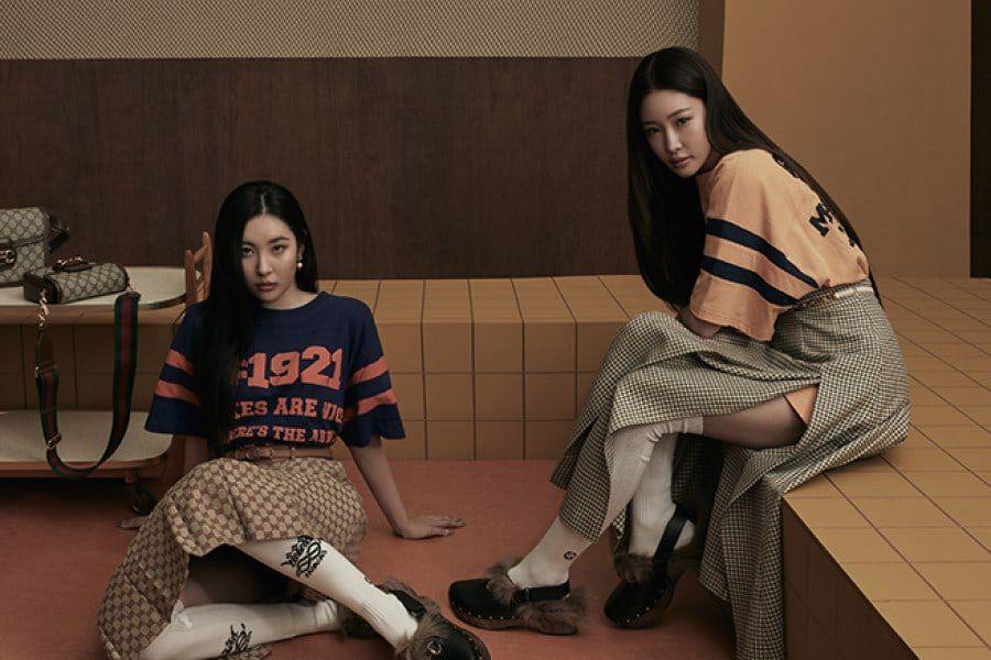 Sunmi And Chungha Talk About Their Close Friendship, How They See Each Other On Stage, And More