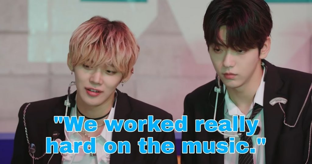 """TXT Share Why """"We Lost The Summer"""" Is Meaningful To Them"""