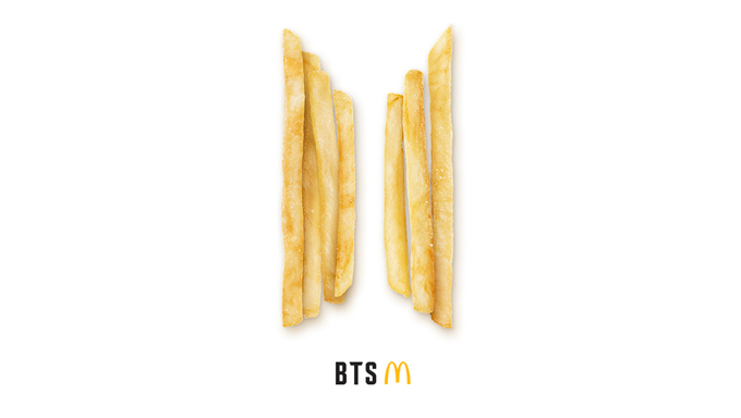 The First Thing That Came Into The Mind Of ARMY After Learning About BTS X McDonald's Collaboration