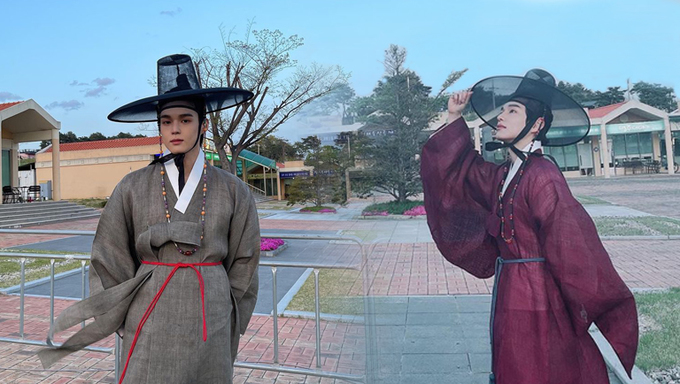 VICTON's Chan And SeJun Who Look Perfect To Act In Historical Dramas
