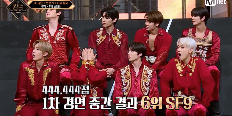 Viewers' Hearts Ache As SF9 Received No Votes On Self-Evaluation Of