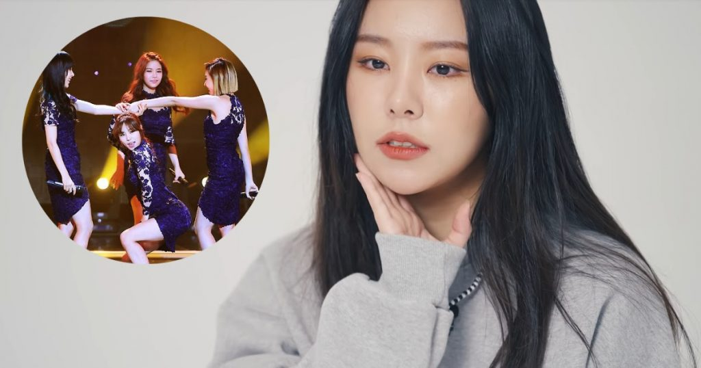 Wheein Reveals Which MAMAMOO Song Had The Hardest Choreography To Master