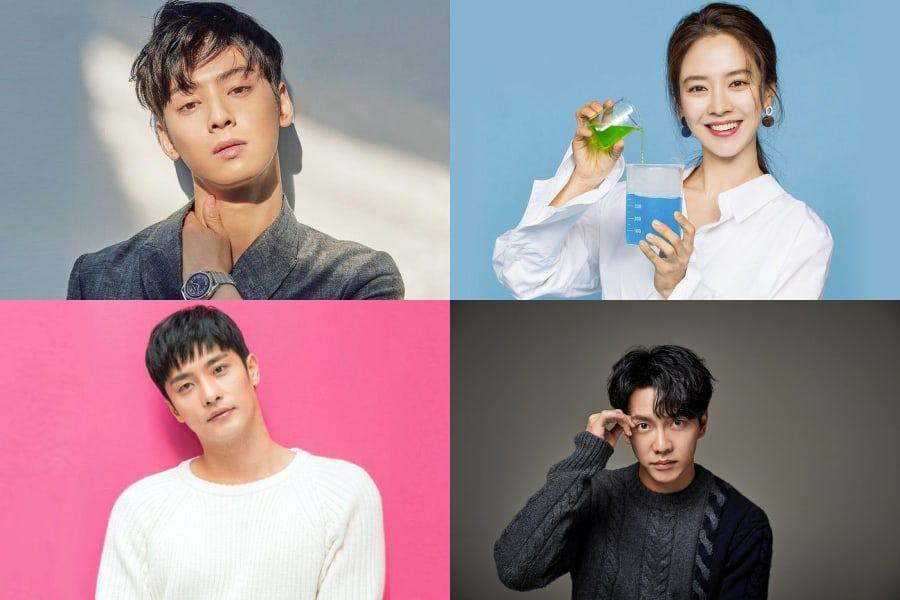 7 Actors Who Are Fun To Watch On Variety Shows