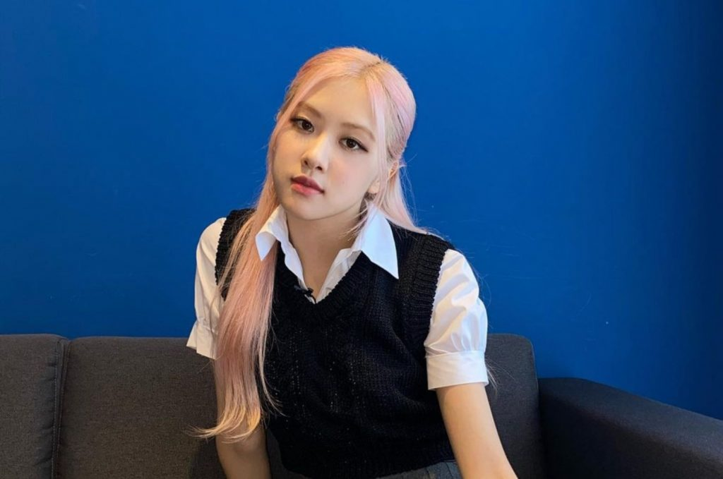 BLACKPINK Rosé's 'On The Ground' Becomes the Longest-Ranking 2021 K-pop Song on Worldwide iTunes Chart