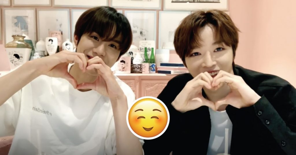 NCT's Sungchan Reveals More Of His Close Relationship With Jungwoo— And It's Super Sweet