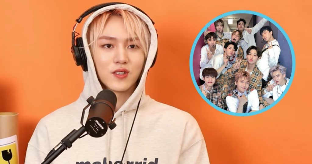 """PENTAGON's Kino Recalls His Reaction After """"Shine"""" Became Their First Song To Chart"""