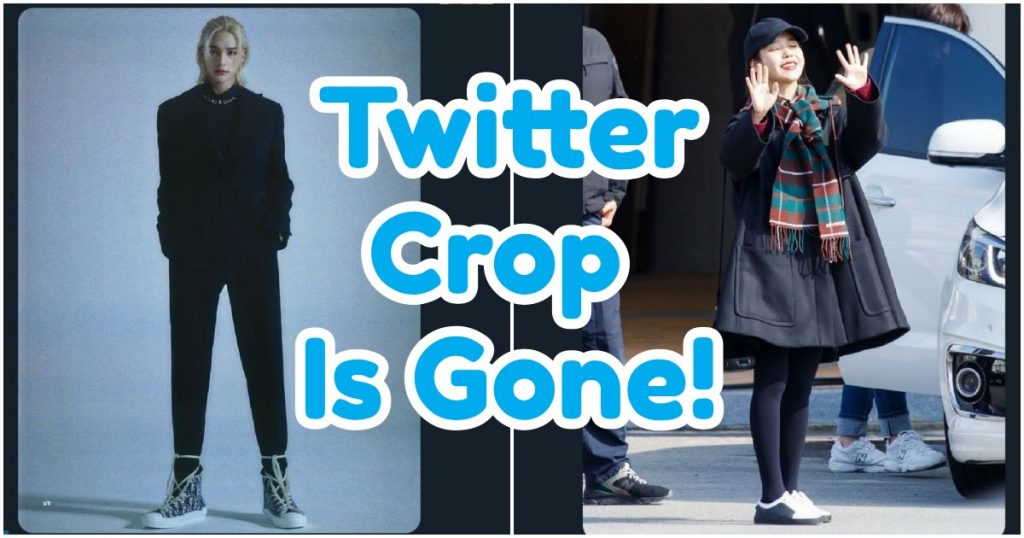 """Twitter Crop"" Is Gone On Mobile And Fans Are Celebrating With Their Favorite Idols And Memes"