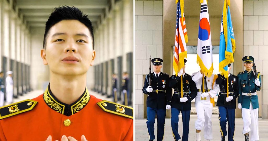 BTOB's Sungjae Featured In Music Video Collaboration For The Republic Of Korea Army And The U.S. Military