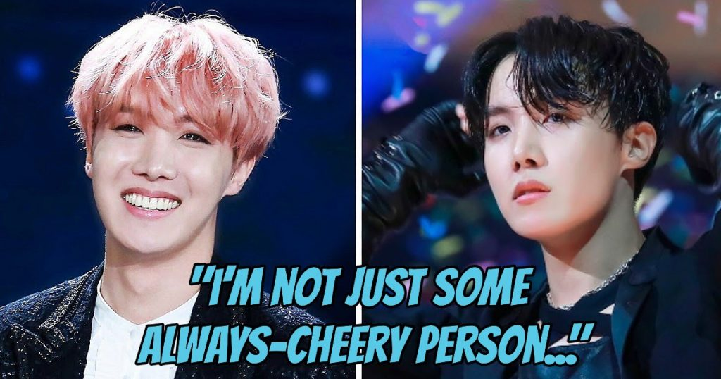 """BTS's J-Hope Reveals How He Channels His Inner Darkness When Creating Music, Despite Being The Group's """"Vitamins"""""""