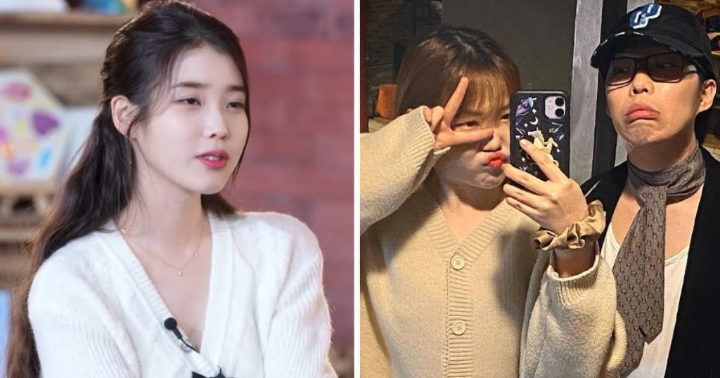 IU Reveals Why She Had To Play Mediator Between AKMU's Chanhyuk and Suhyun, Proving They Exude Peak Chaotic Sibling Energy