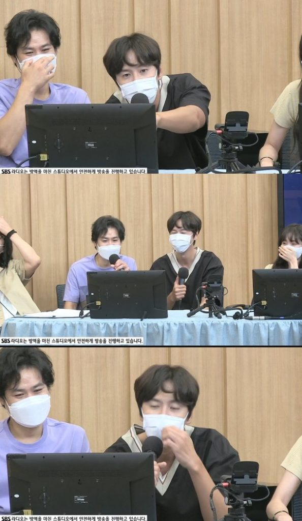 """[Cultwo Show] Lee Kwang-soo 'admitted' to having plastic surgery, """"Are you feeling better now?"""""""