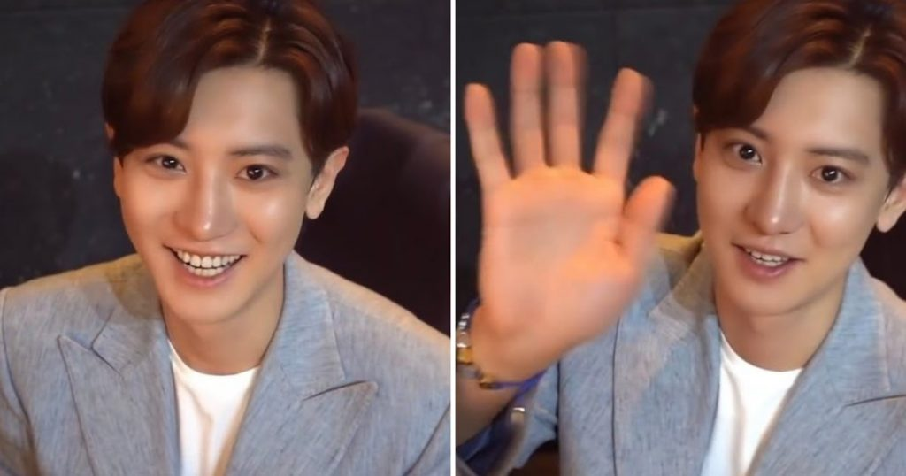 Studio NNG Releases Never-Before-Seen Footage Of EXO's Chanyeol From His Last Schedule Before Enlistment