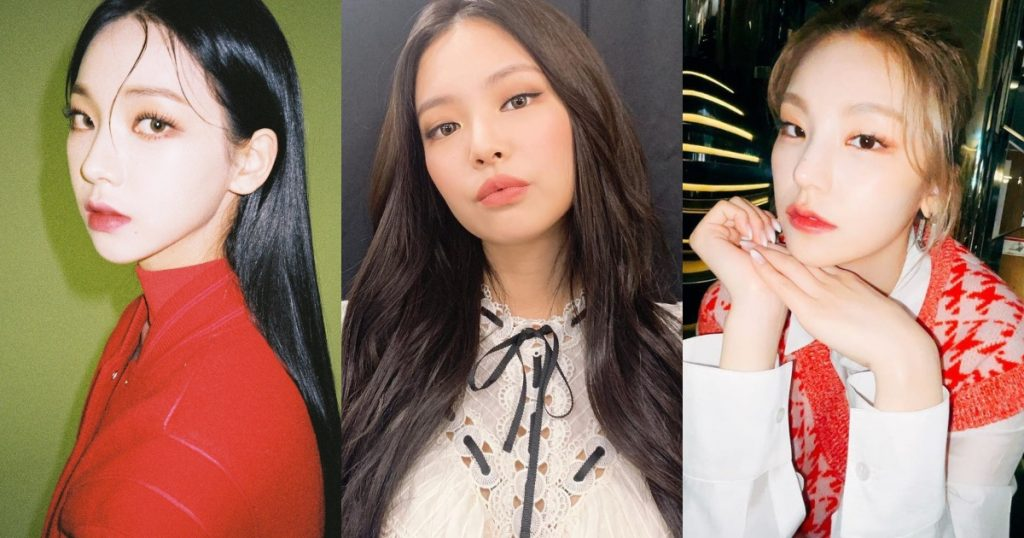 These 10 Female Idols Possess People With Their Outstanding Beauty