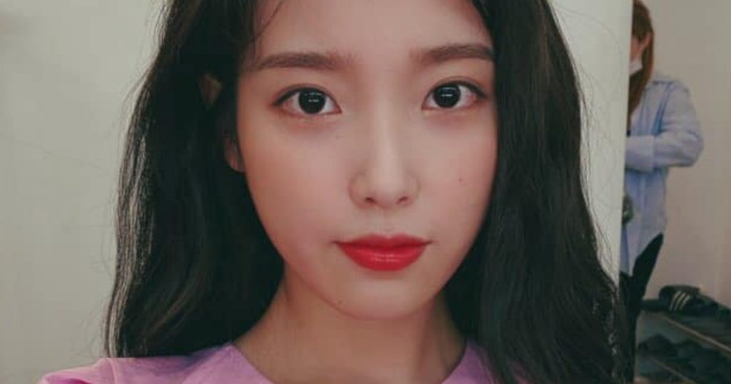 Video of IU Getting Hit in the Face with a Water Bottle Resurfaces