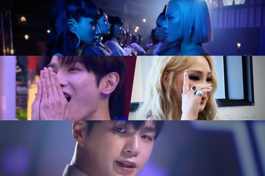 """Watch: NCT's Taeyong, Kang Daniel, CL, BoA, PSY, And Jessi Hype Up The Competition In Teaser For """"Street Woman Fighter"""""""