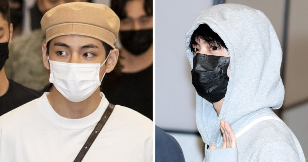ARMYs Welcome BTS Home To Korea Following New York Trip