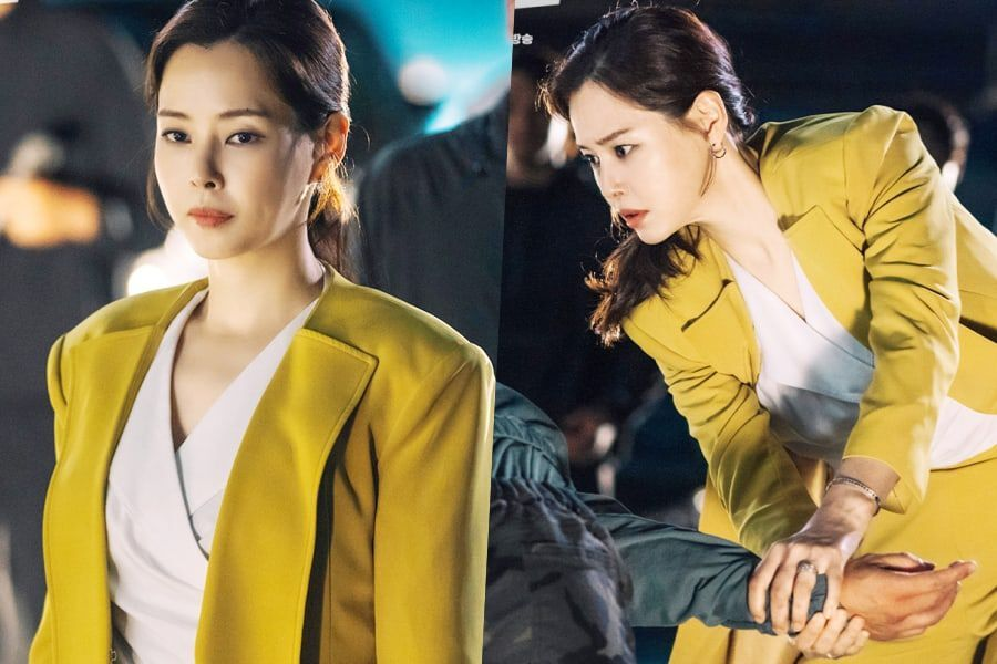 """Honey Lee's Fighting Instincts Kick In During An Unexpected Encounter In """"One The Woman"""""""
