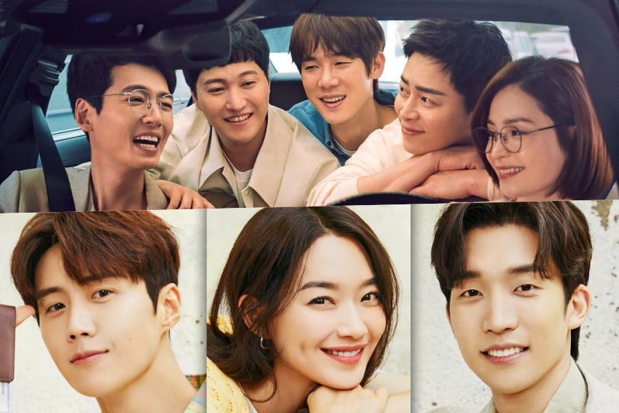 """""""Hospital Playlist 2"""" Reclaims Title Of Most Buzzworthy Drama In Final Week; """"Hometown Cha-Cha-Cha"""" Stars Dominate Actor List"""