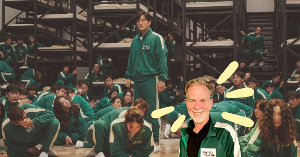 """The CEO Of Netflix, Reed Hastings, Shows His Love For Original K-Drama Hit, """"Squid Game"""""""