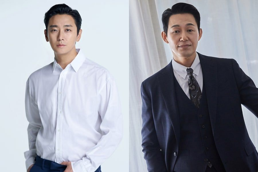 Cast And Crew Attacked By Bees On The Set Of Joo Ji Hoon And Park Sung Woong's Upcoming Film