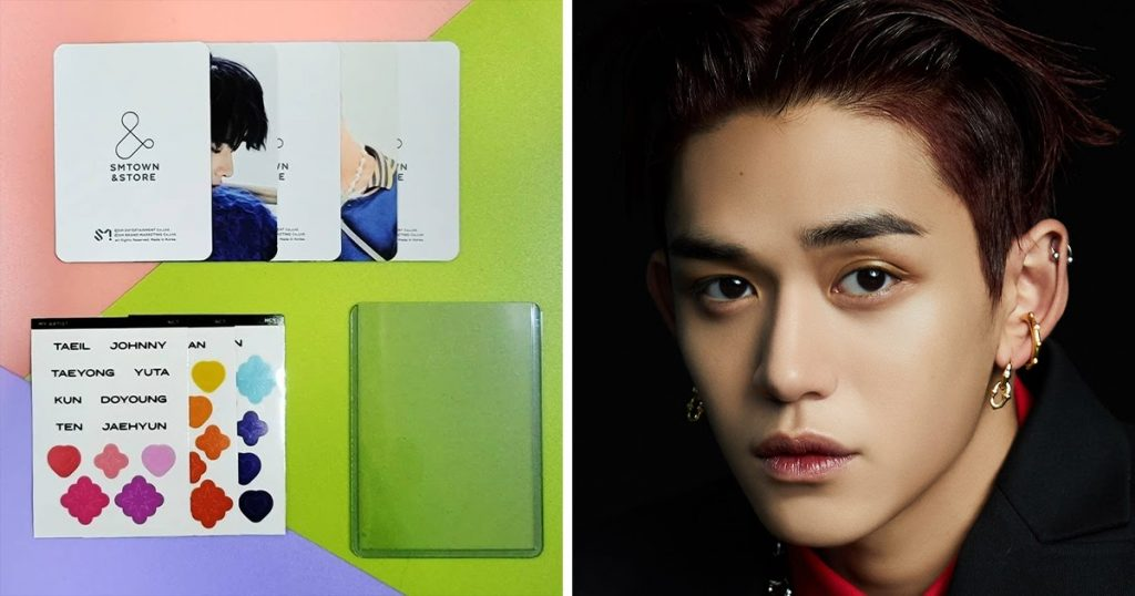 NCT's Lucas Is Not Included In The Group's Newest Merch