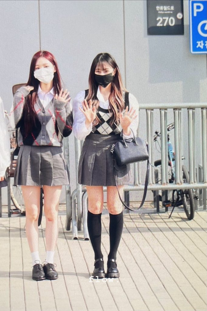 Netizens thought Aespa was BLACKPINK after seeing them on their way to Knowing Brothers – Knetizen – Netizens talk about K-Pop