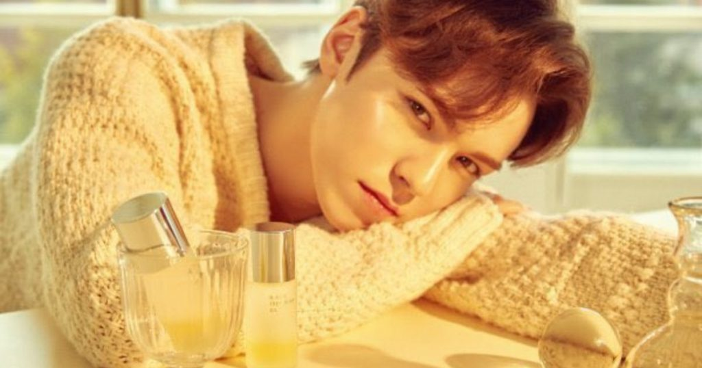 SEVENTEEN's Vernon Shares His First Reaction After Receiving The Call For A Solo Beauty Pictorial