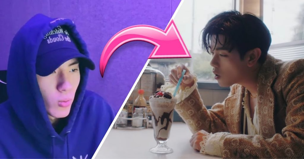 THE BOYZ's Eric Reacted To Eric Nam's New Music Video, And It's So Relatable